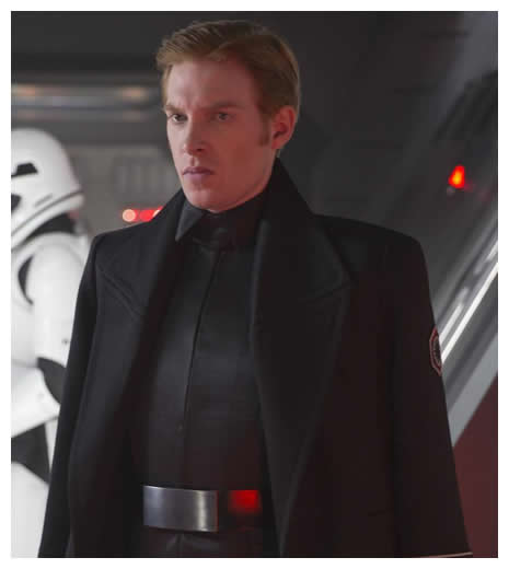 An unremarkable General Hux